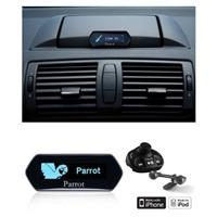 PARROT MKi 9100 M2 - HF sada do vozu - s displejem, přehrávání hudby, vhodné pro iPhone/iPod, ČJ