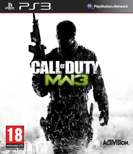 Call of Duty: Modern Warfare 3 (8) PS3 EN