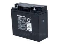 Baterie - Panasonic LC-XD1217PG (12V/17Ah - M5)