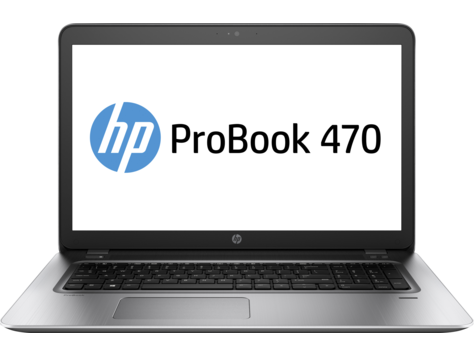 HP ProBook 470 G4 i5-7200U 17.3 FHD UWVA CAM, GF930MX/2G, 8GB, 128GB+1TB, DVDRW, FpR, ac, BT, Win 10 - sea model