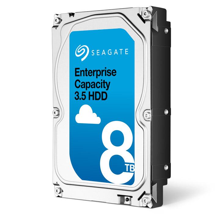 HDD 8TB Seagate Enterprise Capacity 256MB 7200rpm