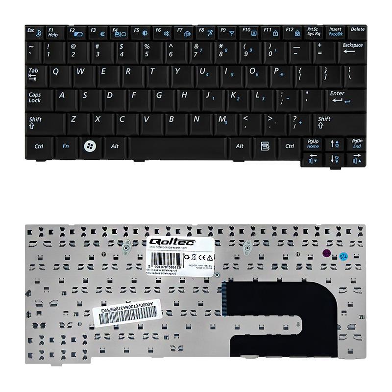 Qoltec Klávesnice pro notebook Samsung NC10 NC110 NC120
