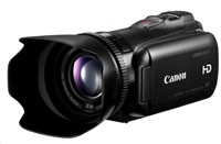 Canon Legria HF G25 kamera SDXC Flash, 32GB, 10x zoom, Full HD