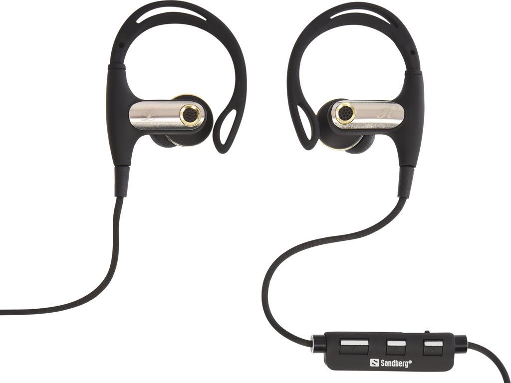 Sandberg Bluetooth Sports sportovní sluchátka do uší s mikrofonem