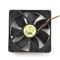 Gembird ventilátor pro PC case, 120x120mm, 3-pin, kuličkové ložisko