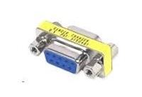 PREMIUMCORD Redukce sériový port 9F / 9F, krátká (Canon 9 pin)