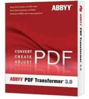 ABBYY PDF Transformer+/ BOX (1 lic.)