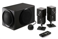 Creative repro ZiiSound T6 Series II 2.1 Wireless Bluetooth Speaker System - černé