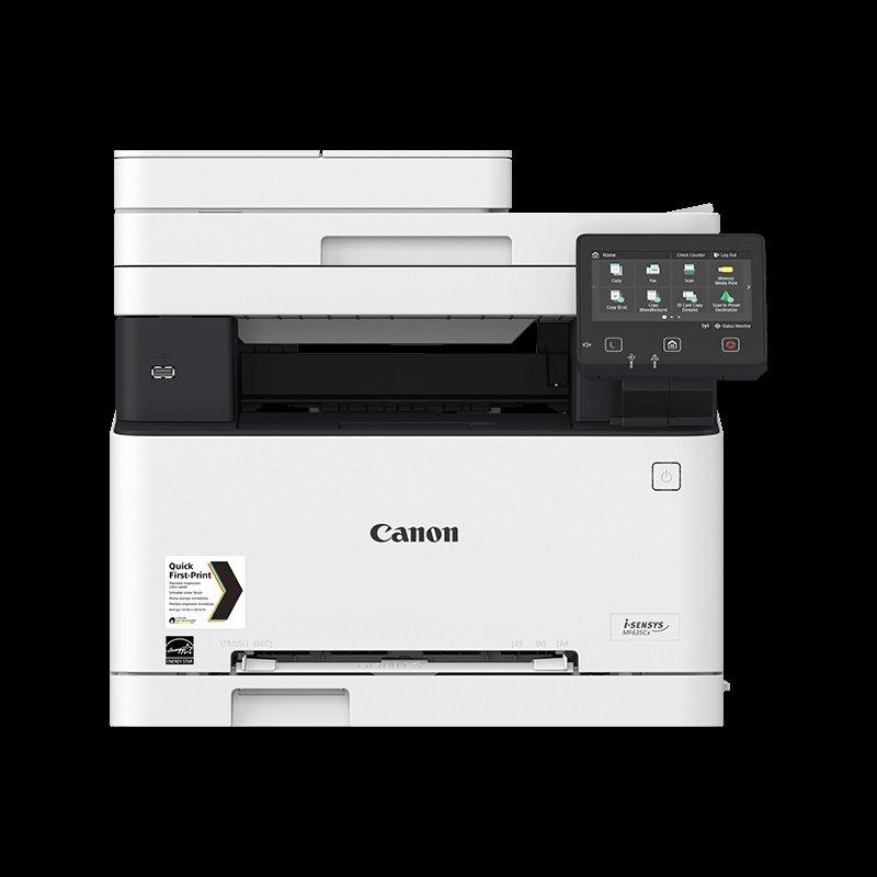 Canon i-SENSYS MF635Cx - PSCF/A4/WiFi/LAN/SEND/DADF/duplex/PCL/PS3/colour/18ppm