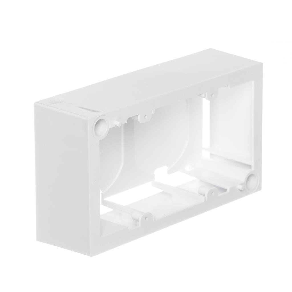 Netrack NBOX krabice pro zásuvky na omítku 4M