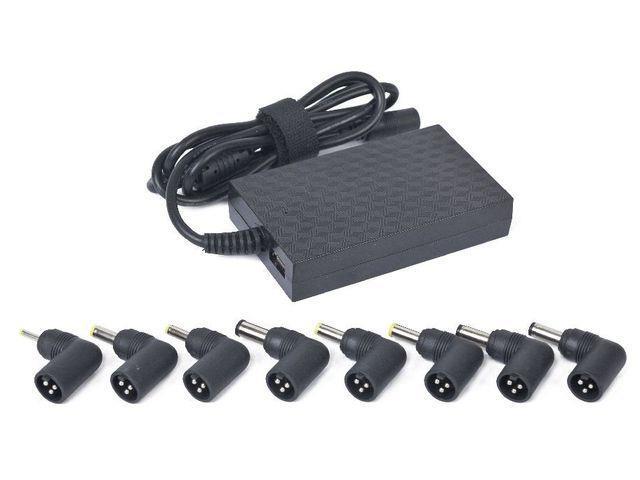 Gembird univerzální napájecí AC adaptér pro notebooky, 40W