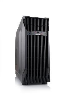 MODECOM PC skříň TRIKS USB 3.0 GAMING,SB 2.0 x 2 / HD-AUDIO / TOOLLESS