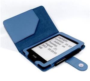 C-TECH pouzdro Kindle Paperwhite 3Wake/Sleep,modré
