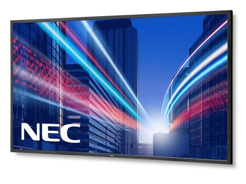 "NEC LFD 46"" MuSy V463 AMVA3 Edge LED,1920x1080,4000:1,350-500cd,6.5 ms,DVI+DP+HDMI+VGA+BNC"