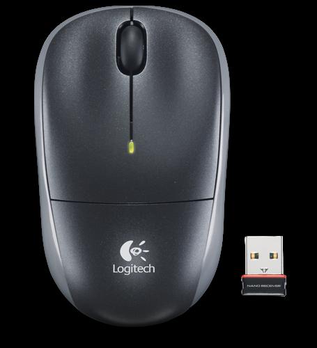 Logitech® Wireless Mouse M217 - EMEA - DARK