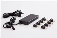 EUROCASE univerzální napájecí adaptér 65W slim automatic, USB