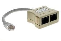 T-Mod (rozdvojka) adapter OEM počítač+počítač