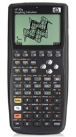 HP 50g Graphing Calculator - CALC