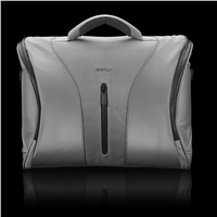"Smartsuit 16"" Carrybag Crossover- silver flamengo"