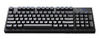 CM STORM mechanická klávesnice Quickfire TK-soft click, 1000Hz/1ms, US verze, USB, black, BLUE switches
