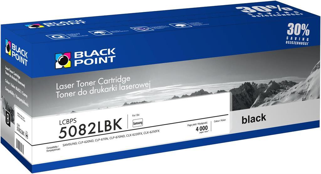 Toner Black Point LCBPS5082LBK | black | 5000 pp | Samsung CLT-K5082L