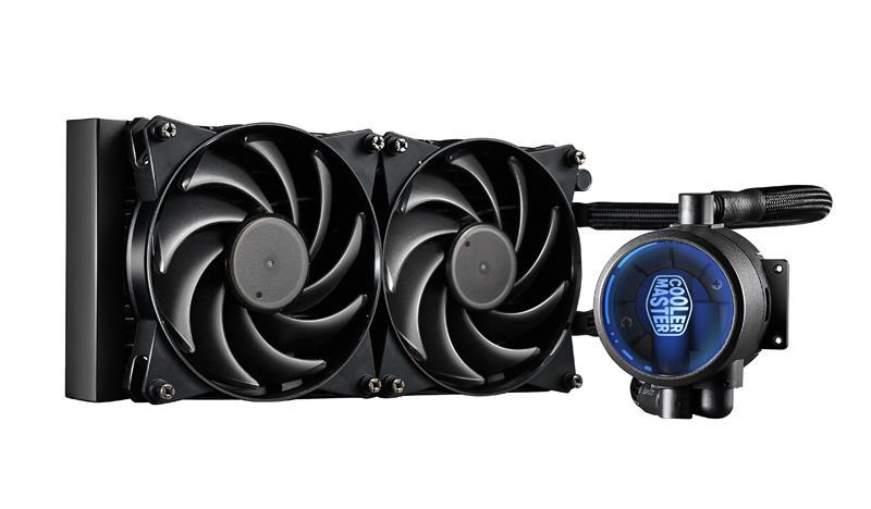 Cooler Master vodní chlazení MasterLiquid Pro 240