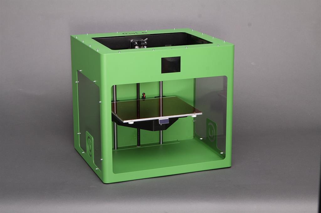 Printer 3D, CRAFTBOT 2 (GREEN)