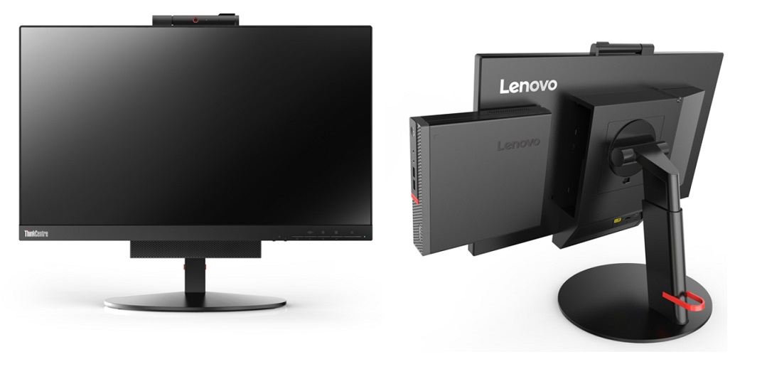"Lenovo LCD Tiny-in-One 24"" IPS WLED 1920x1080/16:9/1000:1/14ms/DP/1xUSB/Pivot/VESA"
