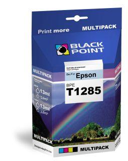 Ink Black Point BPET01285 | CMYK | 4*13 ml | Epson T01285