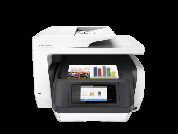 HP OfficeJet Pro 8720 WiFi MFP