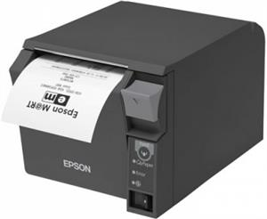 EPSON pokl.termo TM-T70II,tmavá,serial+USB,zdroj