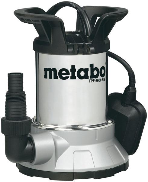 Čerpadlo ponorné Metabo TPF 6600 SN