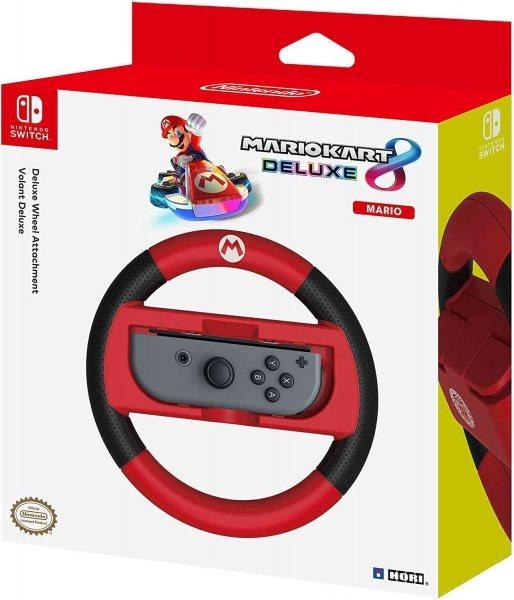 Nintendo Joy-Con Wheel Deluxe - Mario