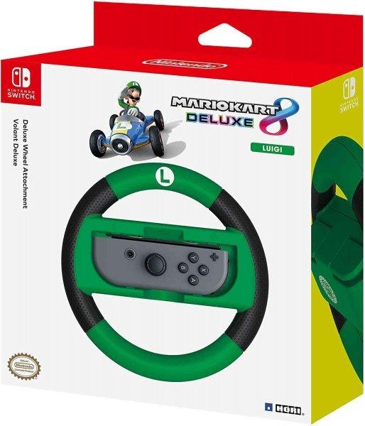 Nintendo Joy-Con Wheel Deluxe - Luigi