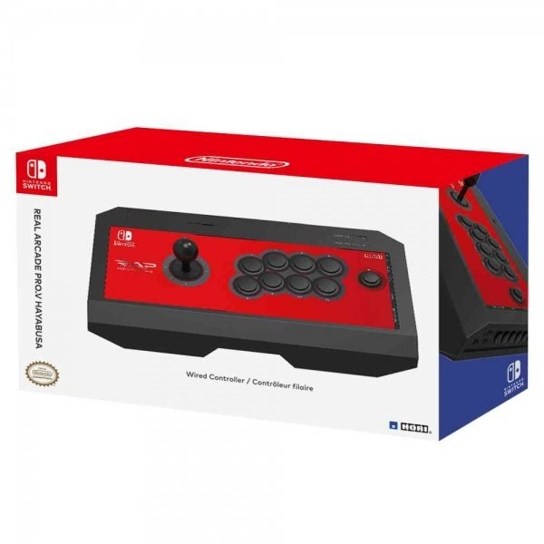 Nintendo Real Arcade Pro. V Hayabusa for Nintendo Switch