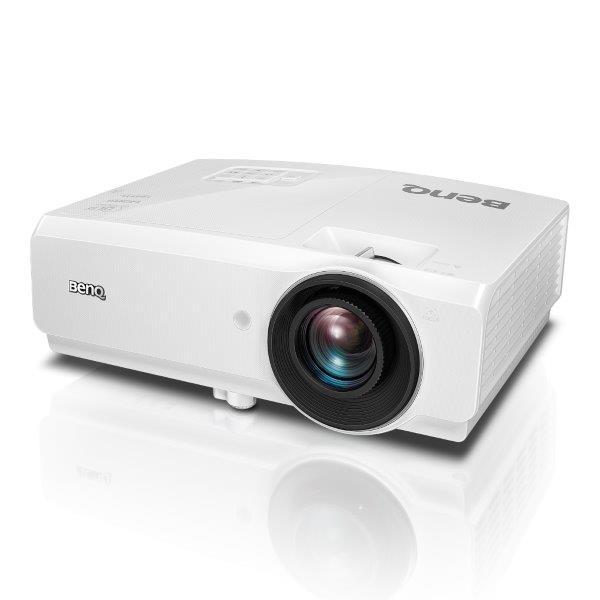 BenQ DLP Projektor SU754 3D/1920x1200 WUXGA/4700 ANSI lm/13000:1/2xHDMI/MHL/2x10W Repro