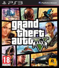 Take 2 PS3 hra Grand Theft Auto V