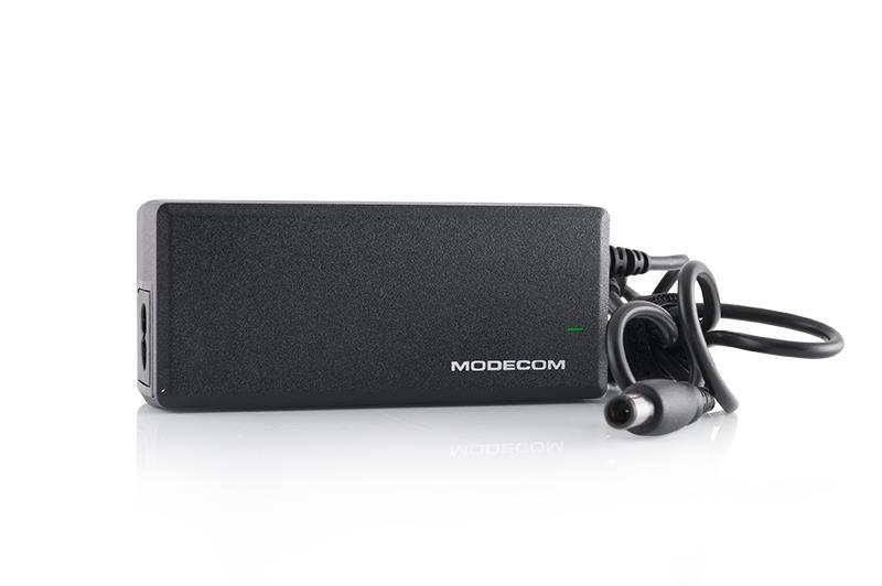 Modecom MC-1D70HP [7,4 x 5,0mm - 19V] adaptér pro notebooky HP 70W