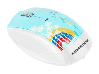 Modecom bezdrátová optická myš MC-619 ART PALMS