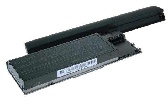 Baterie AVACOM NODE-D620h-S26 pro Dell Latitude D620, D630 Li-Ion 11,1V 7800mAh