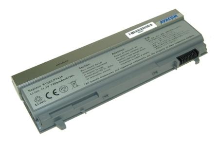 Náhradní baterie AVACOM Dell Latitude E6400, E6500 Li-ion 11,1V 7800mAh / 87Wh