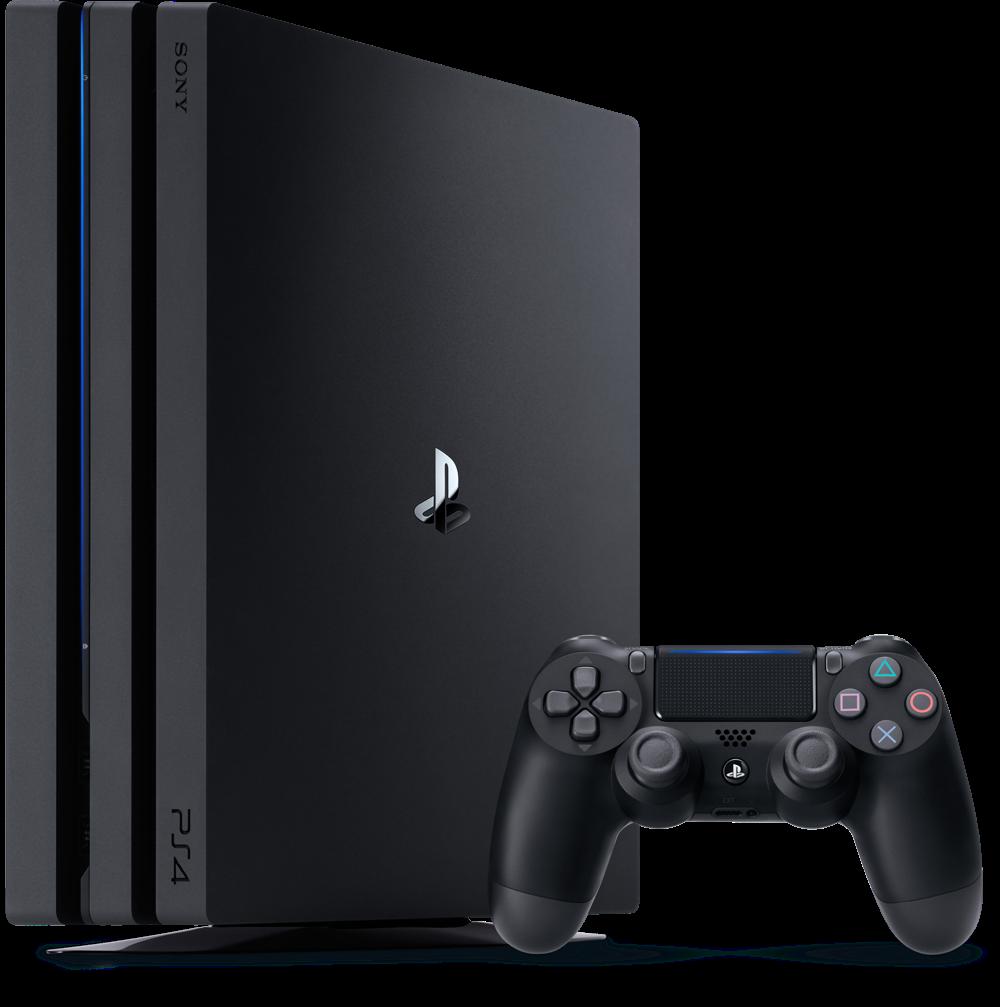 Sony PlayStation 4 Pro 1TB Black