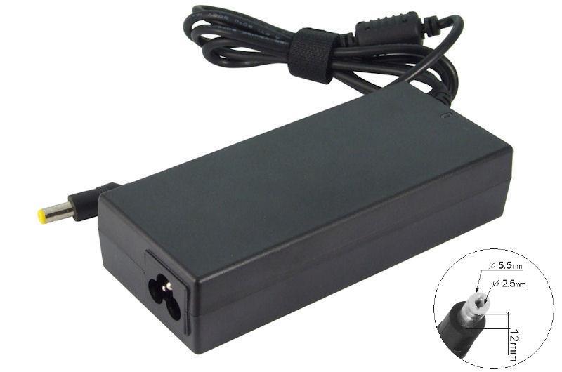 Qoltec Adaptér pro notebooky Asus 90W | 19V | 4.74A | 5.5x2.5