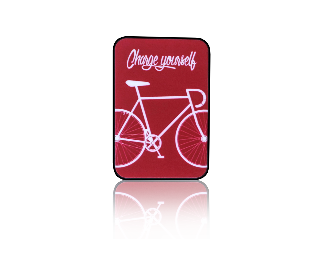 Origami NORIKO Power Bank 5000mAh externí baterie, Bike
