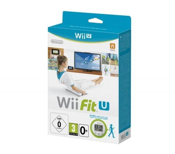 Nintendo WiiU Wii Fit U + Fitmeter