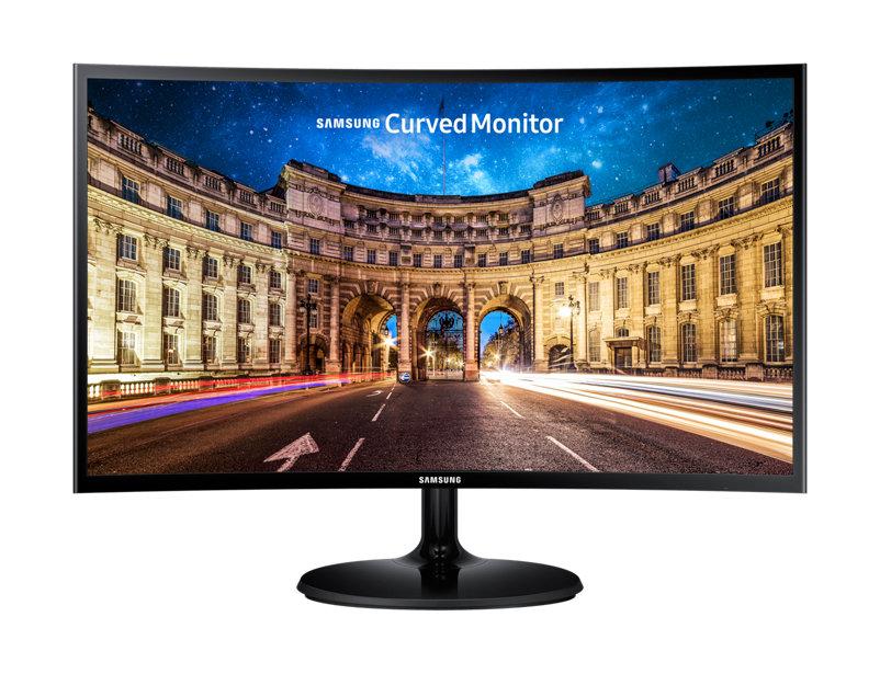 """27"""" Samsung C27F390F - FullHD, D-Sub, HDMI"""