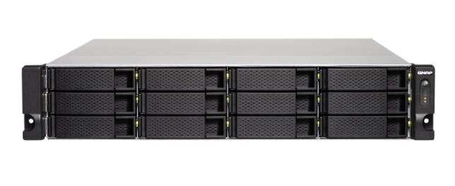 QNAP TS-1253BU-4G (1,5GHz/4GB RAM/12xSATA/4xGbE)