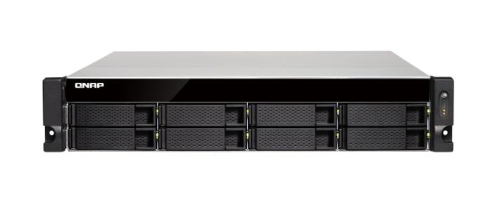 QNAP TS-853BU-8G (1,5GHz/8GB RAM/8xSATA/4xGbE)
