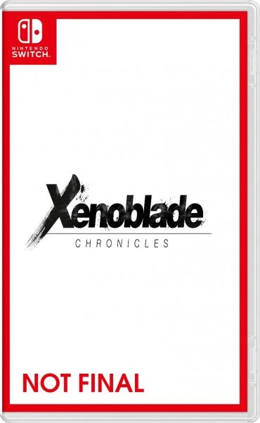 Nintendo SWITCH Xenoblade Chronicles 2