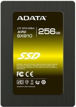 """ADATA SSD 256GB XPG SX910 2,5"""" SATA III 6Gb/s 7mm (5 let záruka)"""